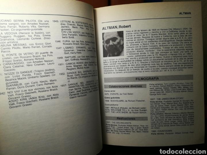 Libros de segunda mano: El Cine - Diccionario Mundial de Directores del Cine Sonoro 3 tomos - Edmond Orts - Mensajero, 1985 - Foto 4 - 133187571
