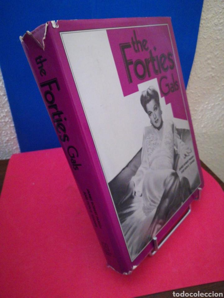 Libros de segunda mano: Forties Gals-Damas de los cuarenta- James Robert Parish y Don Stanke - Arlington House,1980 (INGLÉS) - Foto 2 - 133232617
