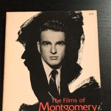 Libros de segunda mano: LIBRO CINE THE FILMS OF MONTGOMERY CLIFT. Lote 133415582