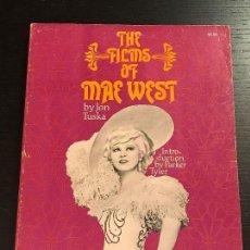 Libros de segunda mano: LIBRO CINE THE FILMS OF MAE WEST. Lote 133415634