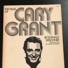 Libros de segunda mano: LIBRO CINE THE FILMS OF GARY GRANT. Lote 133415710