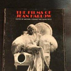Libros de segunda mano: LIBRO CINE THE FILMS OF JEAN HARLOW. Lote 133415730