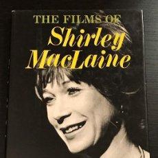 Libros de segunda mano: LIBRO CINE THE FILMS OF SHIRLEY MACLAINE. Lote 133415746