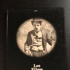 Libros de segunda mano: LIBRO CINE LOS FILMS DE CHARLIE CHAPLIN. Lote 133415878