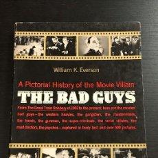 Libros de segunda mano: LIBRO CINE THE BAD GUYS. Lote 133415890