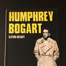 Libros de segunda mano: LIBRO CINE HUMPHREY BOGART. Lote 133415978