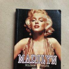 Libros de segunda mano: MARILYN. WILLIAM C. TAYLOR. IBERLIBRO 2000.. Lote 133570133