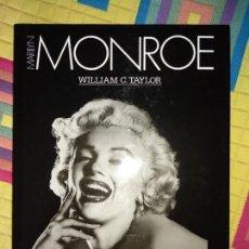 Libros de segunda mano: MARILYN MONROE. Lote 133926086