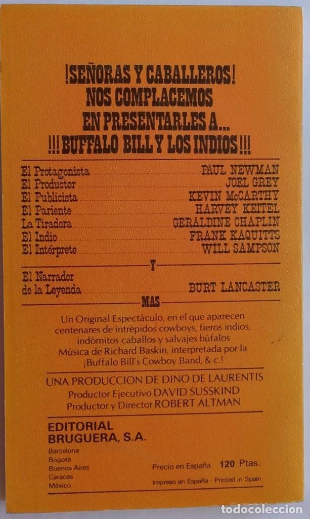Libros de segunda mano: Buffalo Bill y los Indios. Rudolph y Altman. 1977. Bruguera. 157 páginas - Foto 2 - 134161506