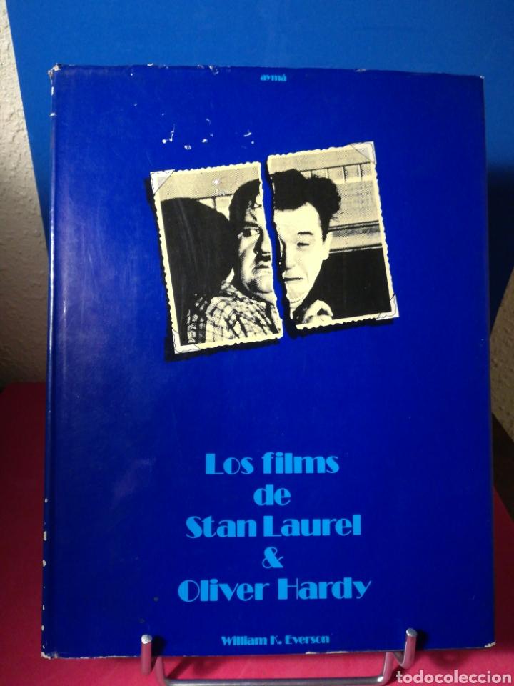LOS FILMS DE STAN LAUREL Y OLIVER HARDY - WILLIAM F. EVER SON - AYMÁ, 1976 (Libros de Segunda Mano - Bellas artes, ocio y coleccionismo - Cine)