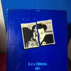 Libros de segunda mano: LOS FILMS DE STAN LAUREL Y OLIVER HARDY - WILLIAM F. EVER SON - AYMÁ, 1976. Lote 134444085