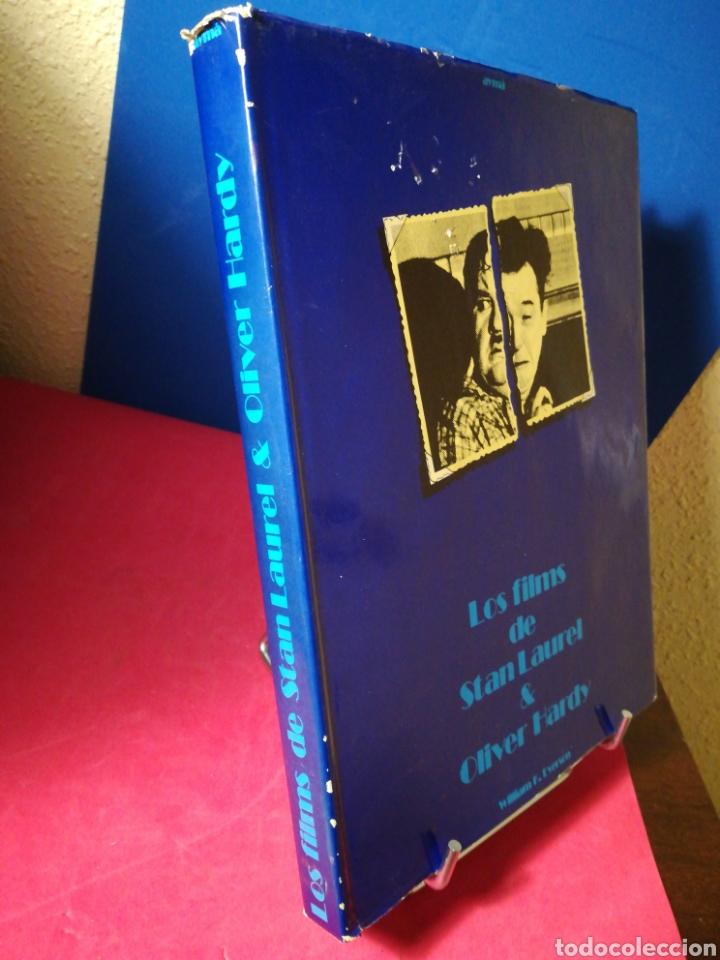 Libros de segunda mano: Los films de Stan Laurel y Oliver Hardy - William F. Ever son - Aymá, 1976 - Foto 2 - 134444085