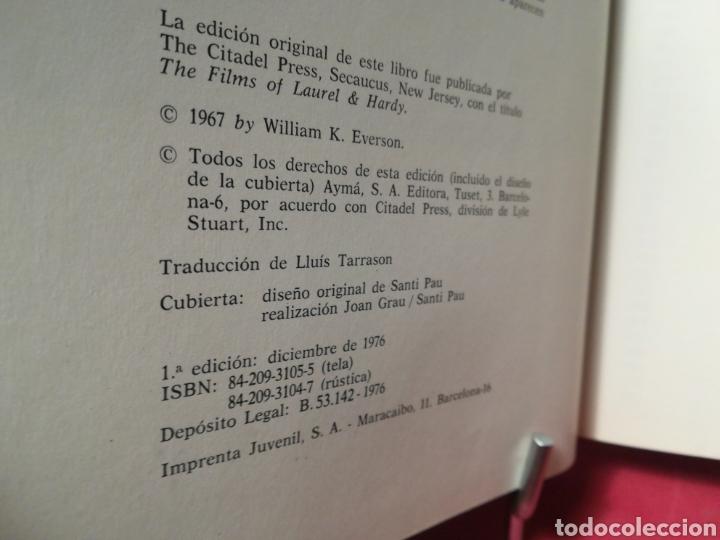 Libros de segunda mano: Los films de Stan Laurel y Oliver Hardy - William F. Ever son - Aymá, 1976 - Foto 6 - 134444085