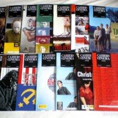 Libros de segunda mano: GRAN LOTE CINE 62 EJEMPLARES. CAHIERS CINEMA. BURU LAN. HISTORIA UNIVERSAL CINE PLANETA. FOTOGRAMAS.. Lote 134835634