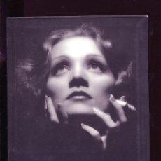Libros de segunda mano: MARLENE DIETRICH. MOVIE ICONS. FOTOGRAFIAS.TASCHEN 2007. NUEVO. Lote 135392834