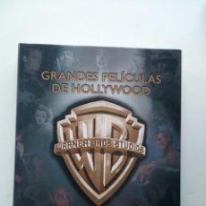 Libros de segunda mano: GRANDES PELICULAS DE HOLLYWOOD: HISTORA DE LA WARNER BROS - RICHARD SCHICKEL . Lote 135938782