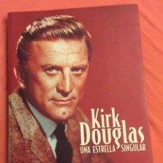 Libros de segunda mano: KIRK DOUGLAS UNA ESTRELLA SINGULAR. TONY THOMAS. T&B 2003. Lote 136226858