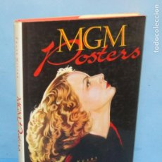 Libros de segunda mano: MGM POSTERS. THE GOLDEN YEARS (METRO-GOLDWYN-MAYER). - FRANK MILLER. Lote 136239818