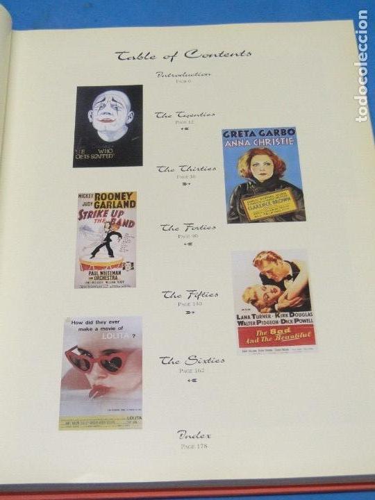 Libros de segunda mano: MGM POSTERS. THE GOLDEN YEARS (METRO-GOLDWYN-MAYER). - FRANK MILLER - Foto 2 - 136239818