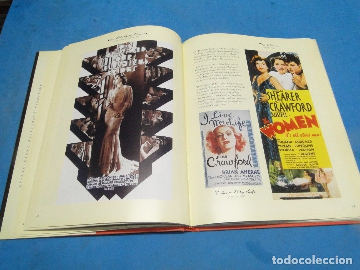 Libros de segunda mano: MGM POSTERS. THE GOLDEN YEARS (METRO-GOLDWYN-MAYER). - FRANK MILLER - Foto 6 - 136239818