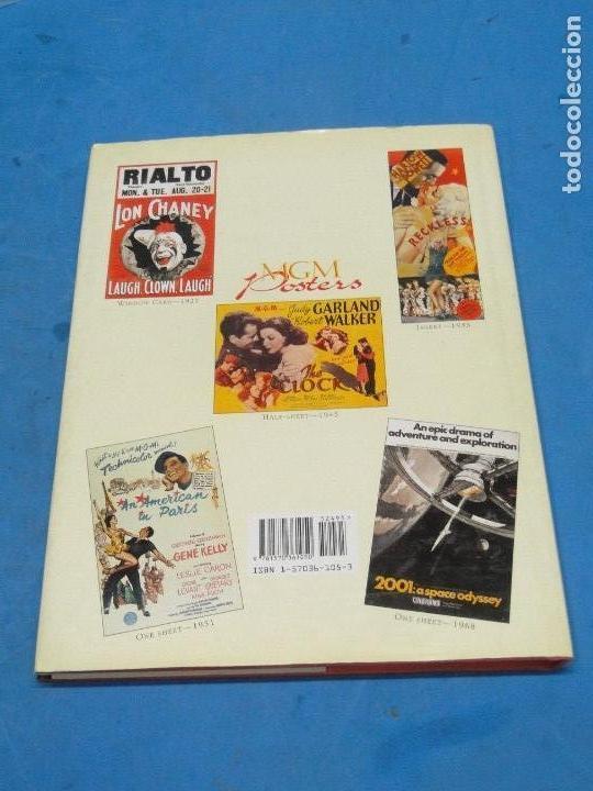 Libros de segunda mano: MGM POSTERS. THE GOLDEN YEARS (METRO-GOLDWYN-MAYER). - FRANK MILLER - Foto 11 - 136239818