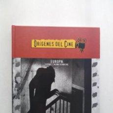 Libros de segunda mano: ORÍGENES DEL CINE: EUROPA Y OTRAS CINEMATOGRAFÍAS (TEXTOS DE NURIA VIDAL). Lote 136363450