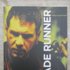 Libros de segunda mano: BLADE RUNNER - COLECCION MAKING OF. Lote 136485154