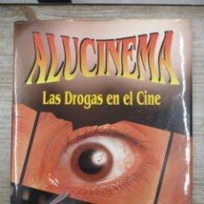 Libros de segunda mano: ALUCINEMA. LAS DROGAS EN EL CINE - PEDRO URIS - ROYAL BOOKS - 1995. Lote 136487738