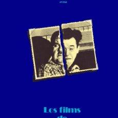 Libros de segunda mano: LOS FILMS DE STAN LAUREL & OLIVER HARDY. Lote 136585626