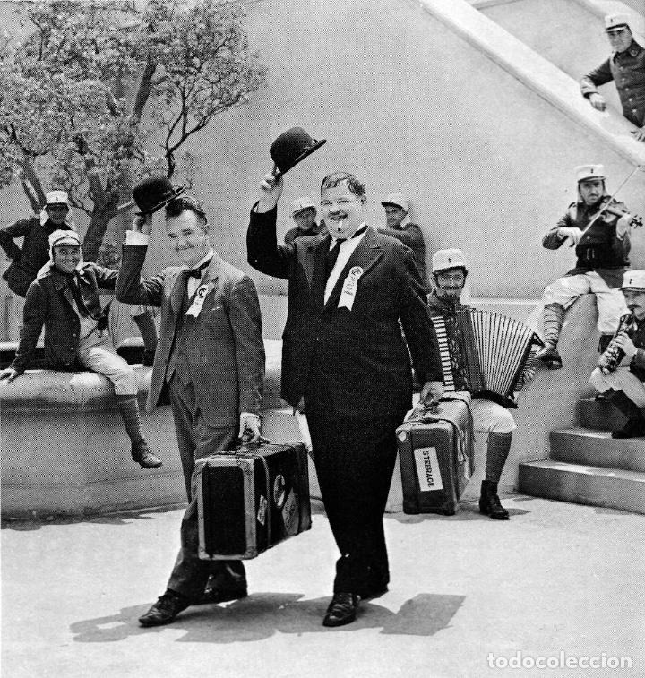 Libros de segunda mano: LOS FILMS DE STAN LAUREL & OLIVER HARDY - Foto 5 - 136585626