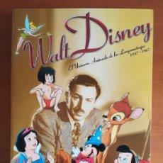 Libros de segunda mano: WALT DISNEY EL UNIVERSO ANIMADO DE LOS LARGOMETRAJES 1937-1967 - 1ERA EDICIÓN DESCATALOGADA. Lote 136649098