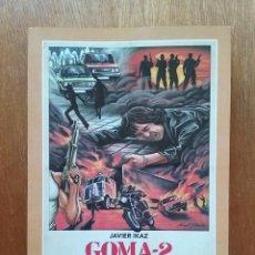 Libros de segunda mano: GOMA 2, EL CINE EXPLOSIVO DE JOSE ANTONIO DE LA LOMA, JAVIER IKAZ, APPLEHEAD, 2017. Lote 136651574