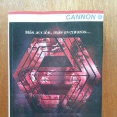 Libros de segunda mano: MAS CANNON, LA GENERACION DEL VIDEOCLUB, CANNON FILMS 2, APPLEHEAD, 2018. Lote 136651870