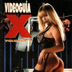 Libros de segunda mano: VIDEOGUÍA X VOLUMEN 2, DE MANUEL VALENCIA (MIDONS,1996). Lote 136653198