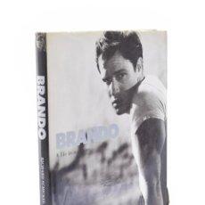 Libros de segunda mano: BRANDO. A LIFE IN OUR TIMES - SCHICKEL, RICHARD. Lote 136722590