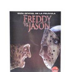 Libros de segunda mano: FREDDY VS. JASON. GUÍA OFICIAL DE LA PELÍCULA - PETERSEN, ZACHARY. Lote 136723052