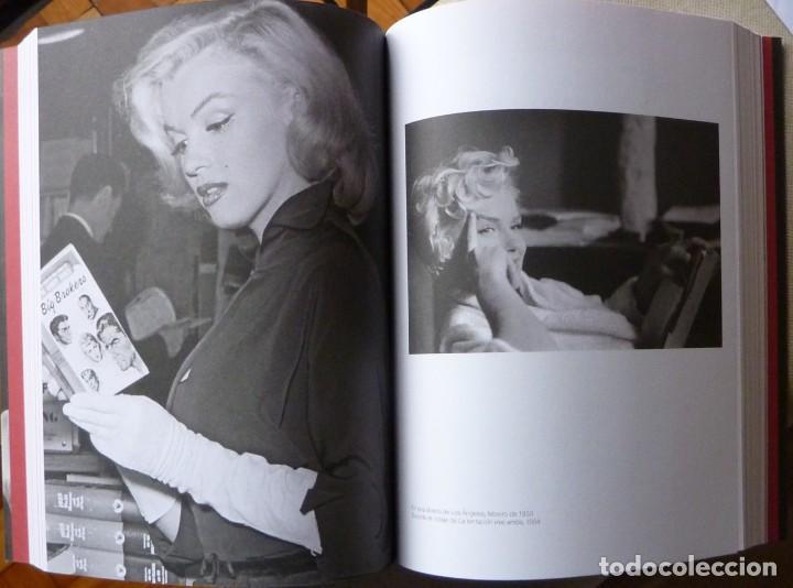 Libros de segunda mano: MARILYN MONROE. FRAGMENTOS. POEMAS. NOTAS PERSONALES. CARTAS. CINE. - Foto 4 - 136834502