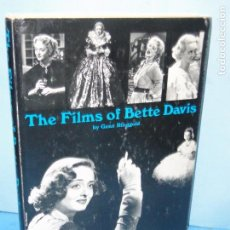 Libros de segunda mano: THE FILMS OF BETTE DAVIS.- RINGGOLD, GENE (1ªEDI.1946). Lote 136863386