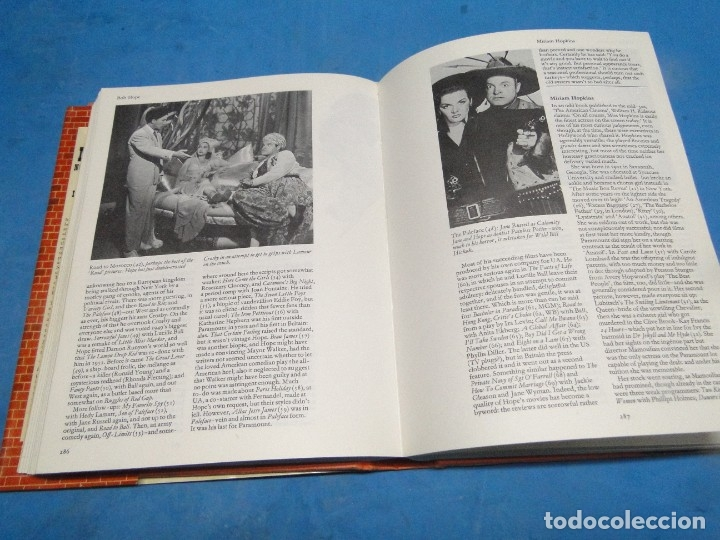 Libros de segunda mano: The Great Movie Stars. The Golden Years.- SHIPMAN, David (1ªedi.1970) - Foto 5 - 137116606