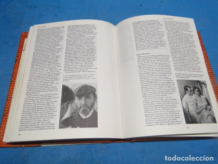 Libros de segunda mano: The Great Movie Stars. The Golden Years.- SHIPMAN, David (1ªedi.1970) - Foto 7 - 137116606