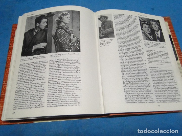 Libros de segunda mano: The Great Movie Stars. The Golden Years.- SHIPMAN, David (1ªedi.1970) - Foto 8 - 137116606