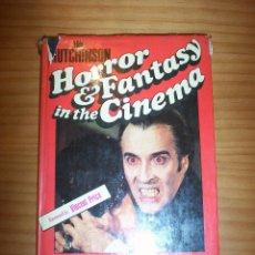 Libros de segunda mano: HORROR & FANTASY IN THE CINEMA - TOM HUTCHINSON - AÑO 1974. Lote 137857786