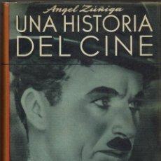 Livros em segunda mão: UNA HISTORIA DEL CINE, POR ÁNGEL ZÚÑIGA. 2 TOMOS. AÑO 1948. (12.6). Lote 137896582