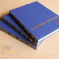 Libros de segunda mano: EL EROTISMO EN EL CINE - TOMOS 2, 3 Y 4 - EDICIONES AMAIKA - 1983. Lote 138005830