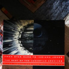 Libros de segunda mano: FRON THE STAR WARS TO INDIANA JONES. Lote 138107273