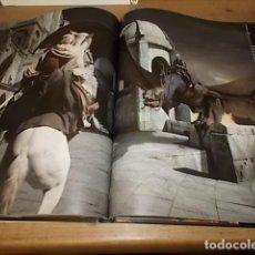Libros de segunda mano: EL RETORNO DEL REY. JUDE FISHER. EDICIONES MINOTAURO. NEW LINE CINEMA. 2003. EXCELENTE EJEMPLAR. . Lote 138315118