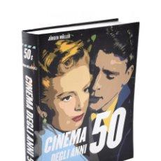 Libros de segunda mano: CINEMA DEGLI ANNI 50 - MÜLLER, JÜRGEN (ED.) - TASCHEN. Lote 138795792