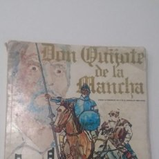 Libros de segunda mano: FOTONOVELA DON QUIJOTE DE LA MANCHA (SARA MONTIEL, R. RIVELLES, J. CALVO) EDITORPRESS, 1947.. Lote 138819634