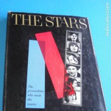 Libros de segunda mano: THE STARS, THE PERSONALITIES WHO MADE THE MOVIES .-SCHICKEL, RICHARD; DESIGNED BY HURLBURT, ALLEN. Lote 138944342