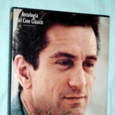 Libros de segunda mano: LIBRO ANTOLOGIA DEL CINE CLASICO - TODAS LAS PELICULAS DE ROBERT DE NIRO. Lote 139337418